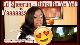 Ed Sheeran Bibia Be Ye Ye   Beecher Dynasty Reacts   Beecher Dynasty Reacts