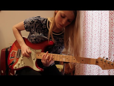 All Alg The Watchtower guitar  with improvisati in verses Jimi Hendrix