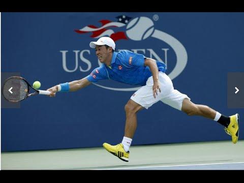 全米オープンテニス、錦織圭、まさかの初戦敗退…マッチポイント握りながらペアに屈す
