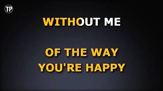 Jealous Karaoke Version by Labrinth Video with Lyrics