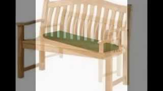 Wooden Garden And Patio Benches