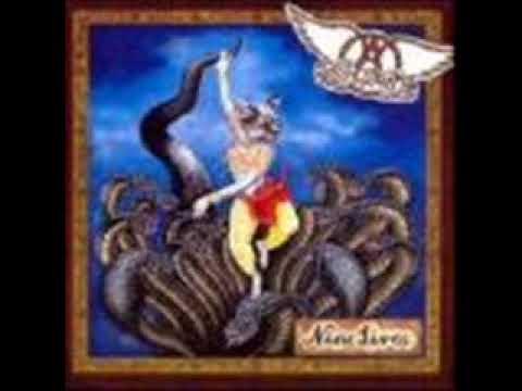 03 Hole In My Soul Aerosmith 1997 Nine Lives