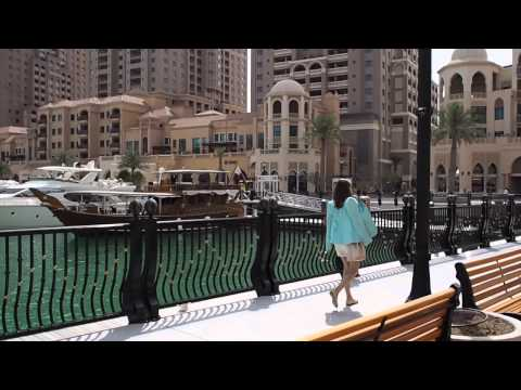 It Girl Marta Travels - Doha: The Pearl and Katara