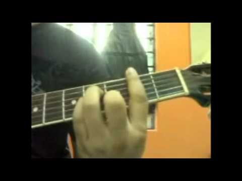 Jaane Kyun(soul version)-Always Kabhi Kabhi-Shafqat Amanat Ali (guitar cover)