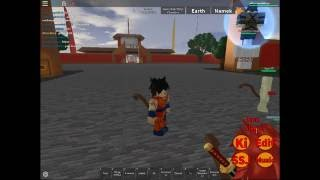 Roblox DragonBall z Legends v1.1.2 RP,(June 20,2016) When i Get Started (UPDATE TO DRAGONBALL Z)