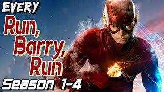 "Every ""Run,Barry,Run"" on The Flash Season 1-4"