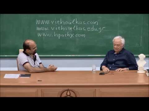 George Vithoulkas interviewed by Dr. Manish Bhatia - Part 3