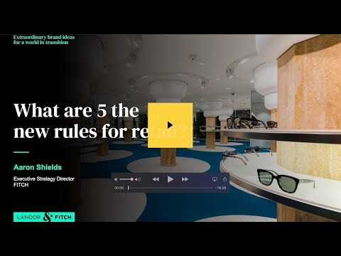 Extraordinary Webinar - What are 5 the  new rules for retail?