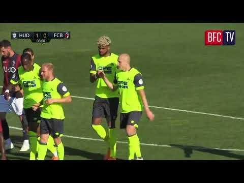 Huddersfield Town-Bologna: gli Highlights