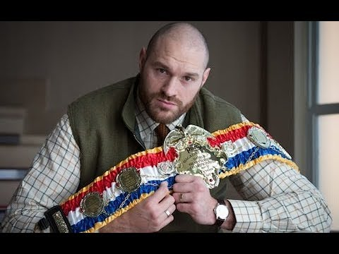 Tyson Fury stripped of final belt ! Did The Ring lose more credibility