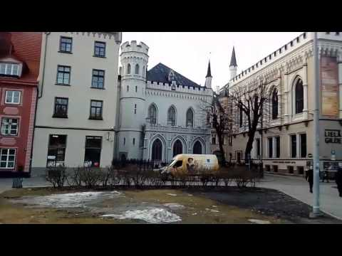 My Trip to Riga March 2017