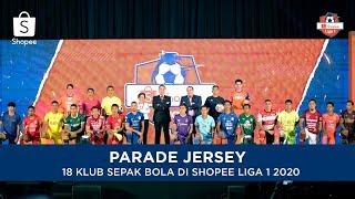 Download lagu 18 Jersey Terbaru Klub Sepak Bola di Shopee Liga 1 2020