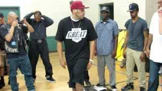 Boogie Frantick @ The GR818ERS Flava Of The Month (Feb 2013)