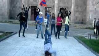 From YMCA Yerevan!