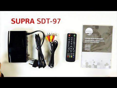 SUPRA SDT-97