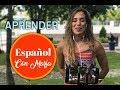 Bienvenidos a Aprender Español con María