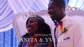 Anita + Yvert Wedding Film in Orange Park FL