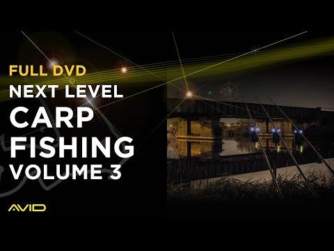 AVID CARP- Next Level Carp Fishing Volume 3- Full Free DVD