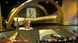 Nelson Mandela State Funeral Full Version pt 2