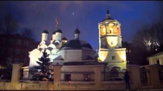 видео церковь рождества в путинках