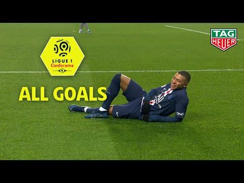All Kylian Mbappé's Goals   season 2019-20   Ligue 1 Conforama