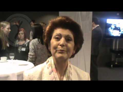 #eurodesktr Interwiev with Ms Androulla Vassiliou