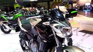2019 Kawasaki Z650 Complete Accs Series Lookaround Le Moto Around The World