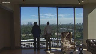 Houston rent prices going up due to booming economy