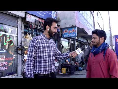 #HafizAmiri Report from Darulaman Road / گزارش حفیظ امیری از سرک دارالامان با مستری ها