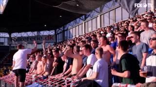FCK-Sangbogen i en video