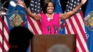Michelle Obama ~ Prayer Circles and Clean Spirits...