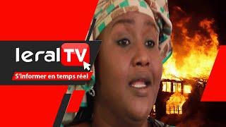 """La députée Ndeye Fatou Diouf: """"Ce qui a causé l'incendie dans notre maison familiale..."""""""