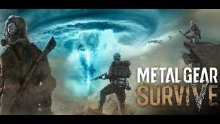 Metal Gear Survive - Day After Metal Gear Solid 5 Ground Zeros Incident