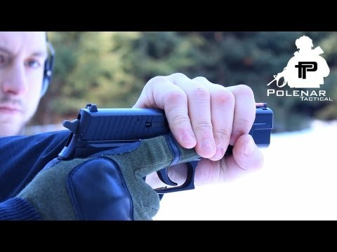 Grabbing the Slide and Firing | Polenar Tactical
