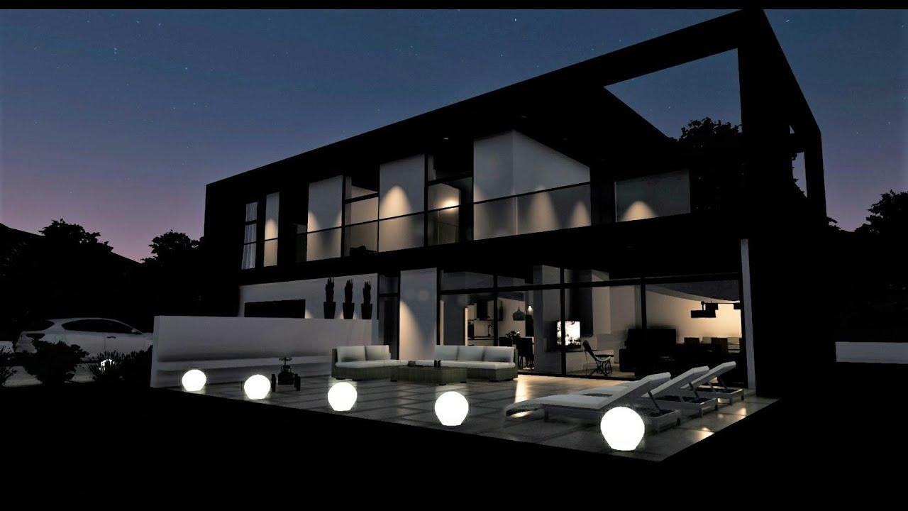 Tutorial edificius come progettare una casa unifamiliare for Progettare una casa online