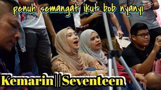 Download lagu Bob bawak lagu Band Seventeen dan ajak peminat nyanyi bersama meriah betul malam nie