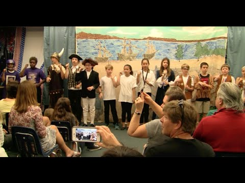 The 13 Colonies - Arroyo Elementary 5th Grade Play