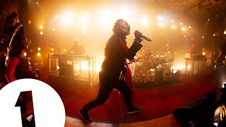 Slipknot - Duality at BBC Maida Vale Studios for the Radio 1 Rock Show