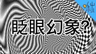 壓眼睛時看到的幻象是什麼? | 超邊緣冷知識 第29集 | 啾啾鞋 #酷課雲