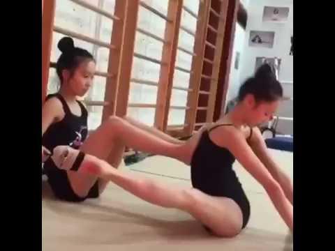гимнастика жесть фото