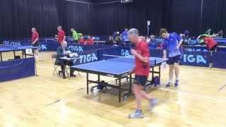 Daryl Strong (Ulster) vs. Gavin Maguire (Leinster) , Senior Interprovincials 2014