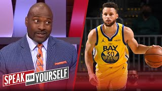 Marcellus Wiley explains why Curry is not the NBA's most valuable player | NBA | SPEAK FOR YOURSELF