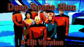 Deep Space Nine - Intro Season 6 (8 Bit Remix Cover) [Tribute to Star Trek] - Breath 8 Bit