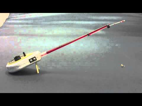 Electric fishing rod good luck 1 part youtube for Electric fishing rod