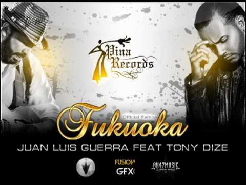 Juan Luis Guerra Ft. Tony Dize - Bachata En Fukuoka (Official Remix) (Original).flv