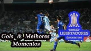 Cruzeiro x Racing - Gols & Melhores Momentos - Libertadores 2018
