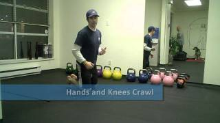 Exercise of the Week: Hands and Knees Crawl