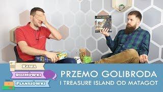 Żegnaj brodo, witaj brodo + Treasure Island | Kawa, rozmówki i planszówki
