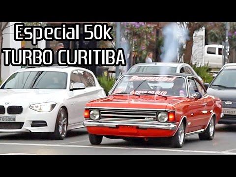 TURBO Curitiba Especial 50k Melhores Preparados de 2016