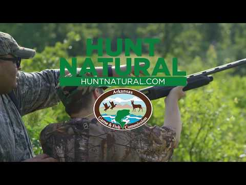 AGFC Hunt Natural Mentor Program